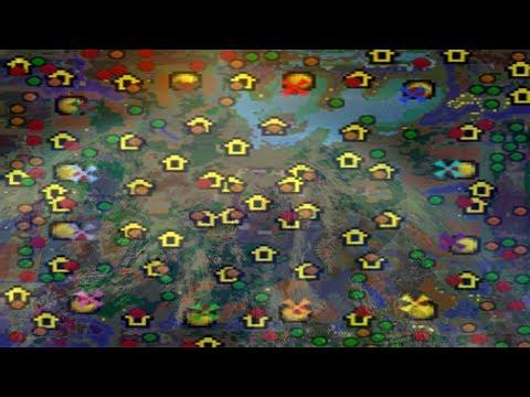 Warcraft 3 - New World Environment (FFA #31)