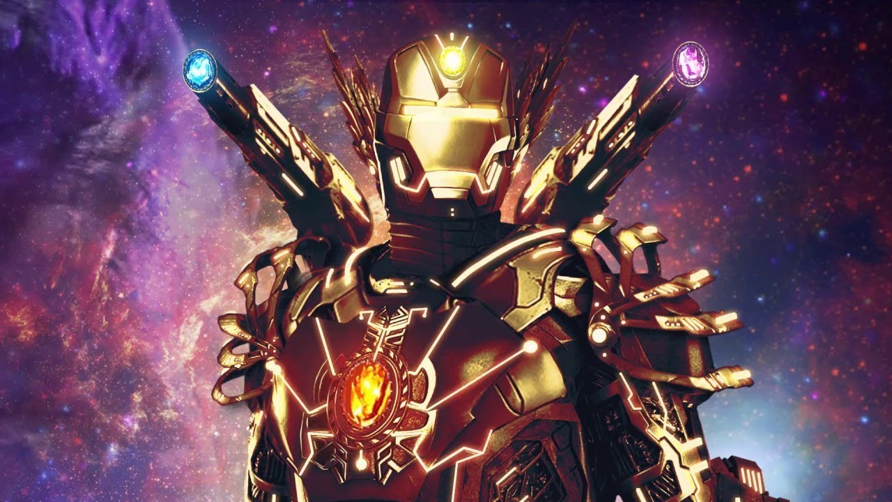 IRON MAN 4 The Return 2021 Trailer Concept Full HD
