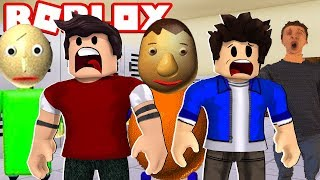 Roblox - ESCOLA MAIS ESTRANHA DO MUNDO (Baldi's Basics in Education and Learning)