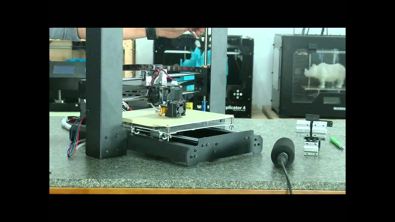 How to adjust the fan height of Wanhao Duplicator i3