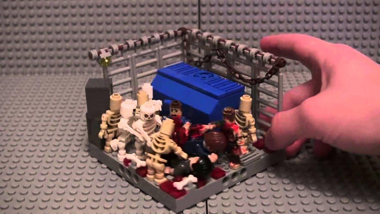 lego the walking dead thank you moc youtube. Black Bedroom Furniture Sets. Home Design Ideas