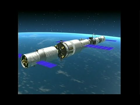 China Prepares to Launch Orbital Space Station Tiangong-2