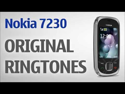 Nokia 7230 Supernova Ringtones (Original) || The Femina Friendly