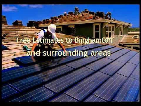 Solar Roof Tiles Binghamton Ny Shingle Roof