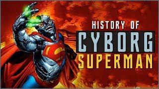 History of Cyborg Superman