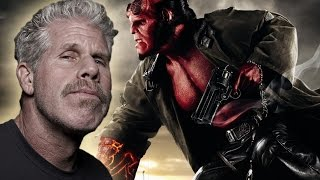 Ron Perlman reveals Hellboy 3 plot details - Collider