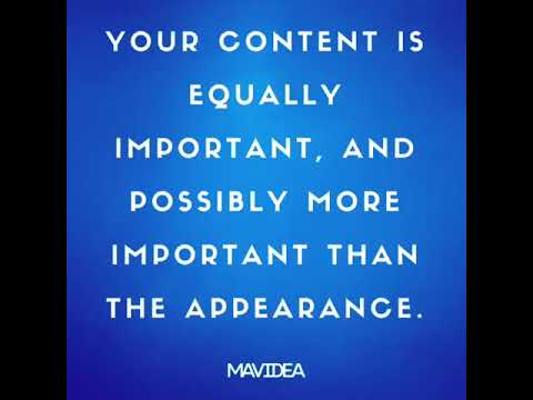 Updating Your Website Content Is As Important As The Design