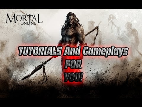 Mortal Online – How to craft – Training Weapons