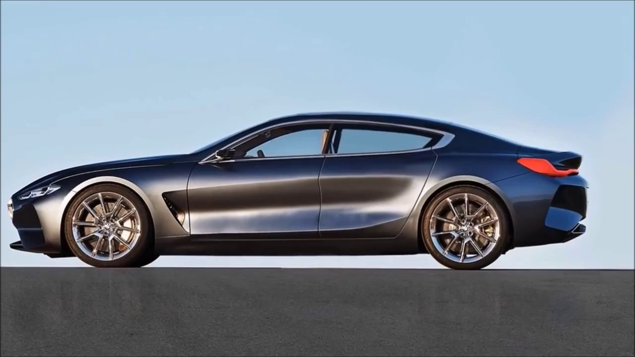 Bmw 8 Series Gran Coupe 2019 Youtube