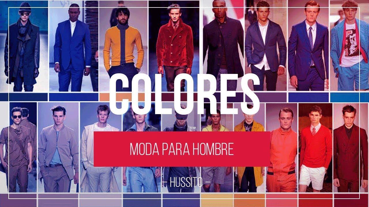 Qué Colores Me Quedan Si Soy Moreno Hussito Youtube