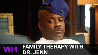 Dame Dash & His Brothers Have An Emotional Breakthrough | Family Therapy With Dr. Jenn