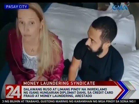 24 Oras: 2 Ruso at 5 Pinoy na inireklamo ng credit card fraud at money laundering, arestado