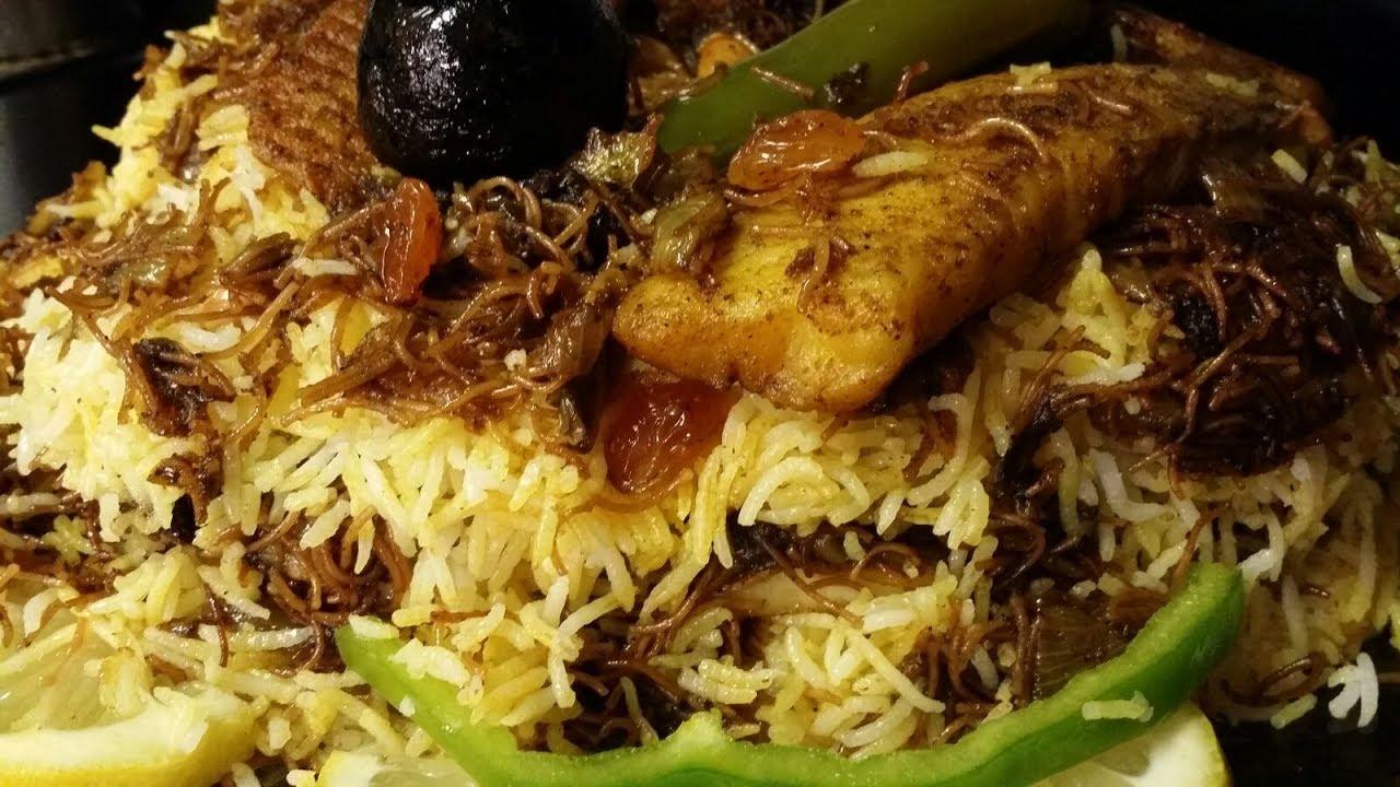 مطبك سمك عراقي بطريقه لذيذه ورائعه انصح بتجربتها مطبخ شاي مهيل الشيف ام محمد Youtube
