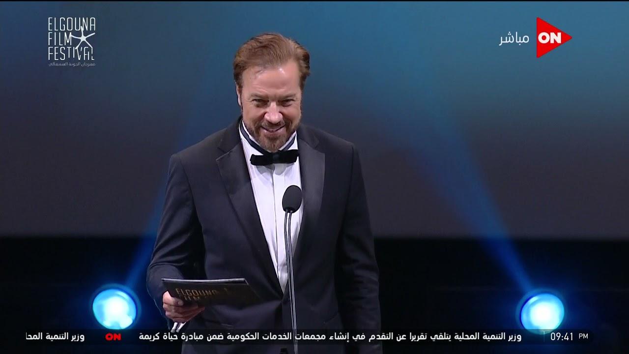 رجل الأعمى الذي لم يرغب بمشاهدةتيتانيك يحصل على نجمةالجونةالذهبيةللفيلم الروائي الطويل#مهرجان_الجونة  - نشر قبل 5 ساعة