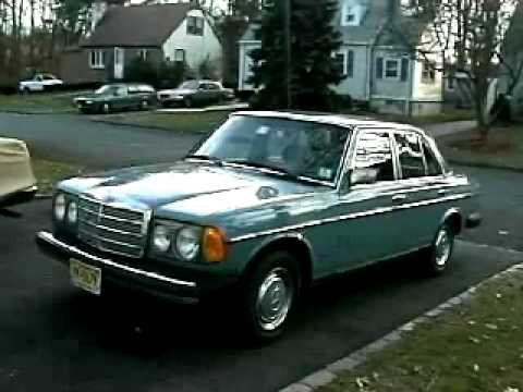 Mercedes Pre Owned >> Jaime drives the 1982 Mercedes 240D - YouTube