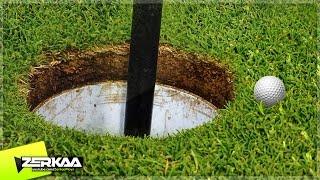 SMALLEST GOLF BALL EVER?! (Golf It!)