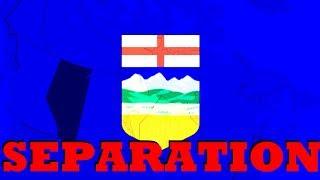 Alberta Will Leave Canada