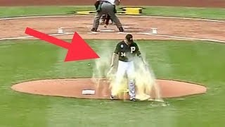 MLB | Bloopers - Oddities