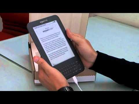 Đập hộp Sách điện tử Kindle wifi + 3G.mkv