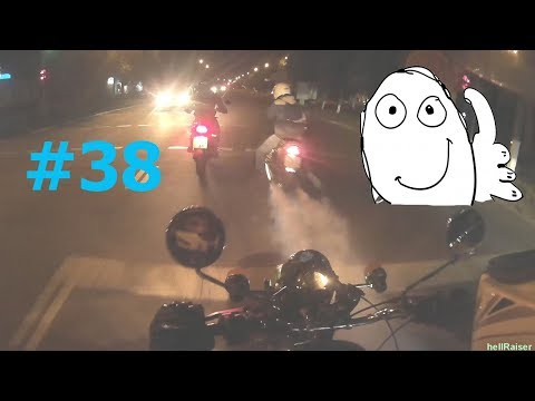 ЮПИТЕР ВАЛИТ, КАК НЕ КРУТИ!!)) Viper Magnum VS ИЖ Юпитер или Покатушки по ночному городу #38