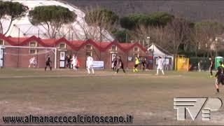 Promozione Girone A Maliseti Seano-River Pieve 2-0