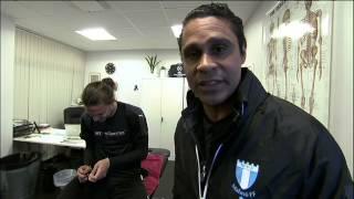 Nannskog hoppar in – i Malmö FF: SVT