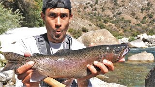 SOLO Deep Country Fishing, Biking, Camping (Fish of a Lifetime!)