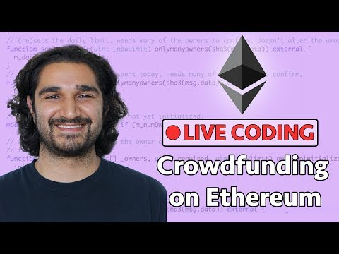 How To Crowdfund On Ethereum
