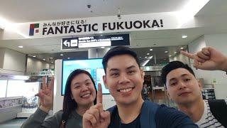 Gambar cover TRAVEL JAPAN: FIRST TIME IN JAPAN, FUKUOKA! V-1