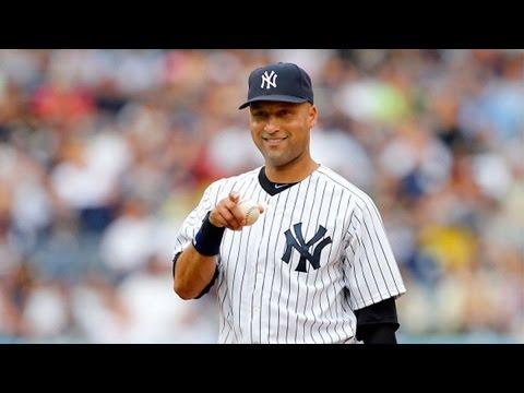 How Michael Jordan congratulated Yankees' great Derek Jeter