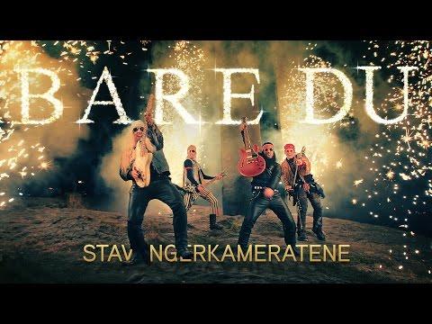 Stavangerkameratene - Bare du ( Offisiell video)