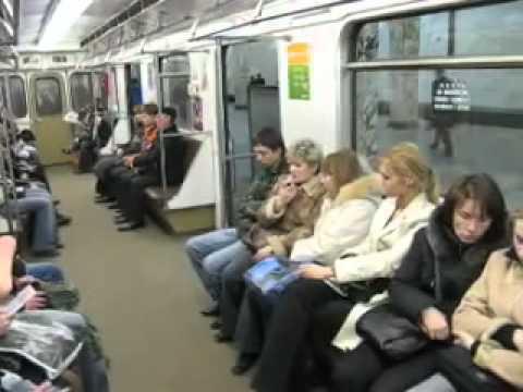 Информатор в московском метро апрель 2006