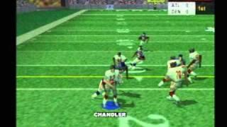 NFL Quarterback Club 2000 - Nintendo 64