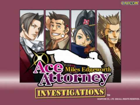 Quercus Alba ~ The Enemy Who Surpasses the Law | Ace Attorney Investigations | Extended