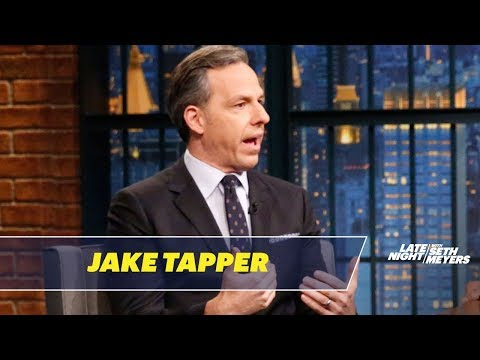 Jake Tapper Talks
