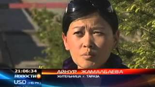 КТК - Женщина инвалид из Тараза поселилась на столичном вокзале вместе со своим 2-летним сыном