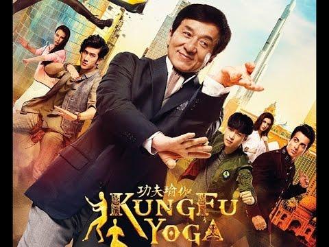 Kung Fu Yoga Hindi Official Trailer 2017 Jackie Chan ...