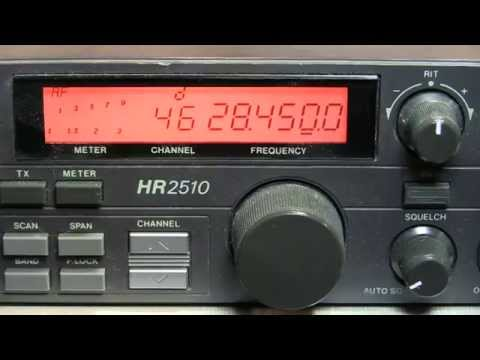 #176: Uniden / President HR2510 10m transceiver repair - won't transmit