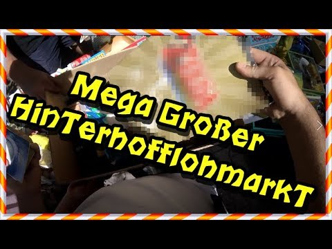 6 Flohmarkt Action Live Mega Hinterhofflohmarkt