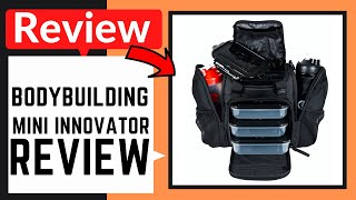 Bodybuilding innovator mini review Ep. 103 - WhatNowTommy Hawaii Vlogs