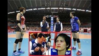 Live! International Volleyball [Thai VS Japan]