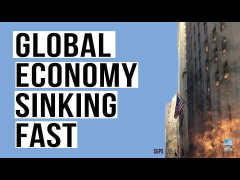 The Global Economy is COLLAPSING as Stores Close and Debt Hits Record High!