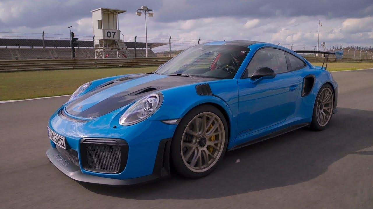 2018 Porsche 911 GT2 RS - Driving, Interior & Exterior - YouTube on riviera blue, porsche black and blue, columbia blue,
