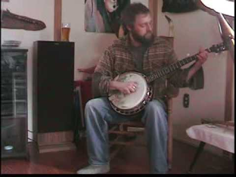 Wild Rover Clawhammer Banjo