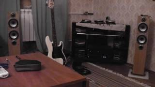 NAD C355BEE + Monitor Audio Br - 5 (2) Resimi