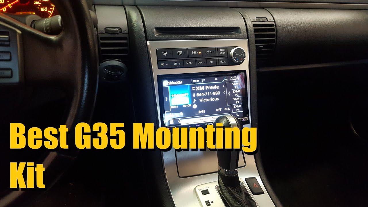 Infiniti G35 Mountingkit