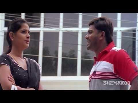 Nuvve Movie scenes - Satya Krishna shocks Chitram Srinu