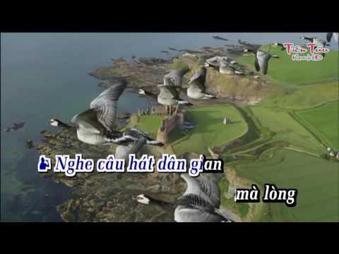 Hát Ru Tình Đời-karaoke song ca-Huy Thái ft...