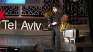 TEDxTelAviv - Paul Pablos Holman - Hacking the Future