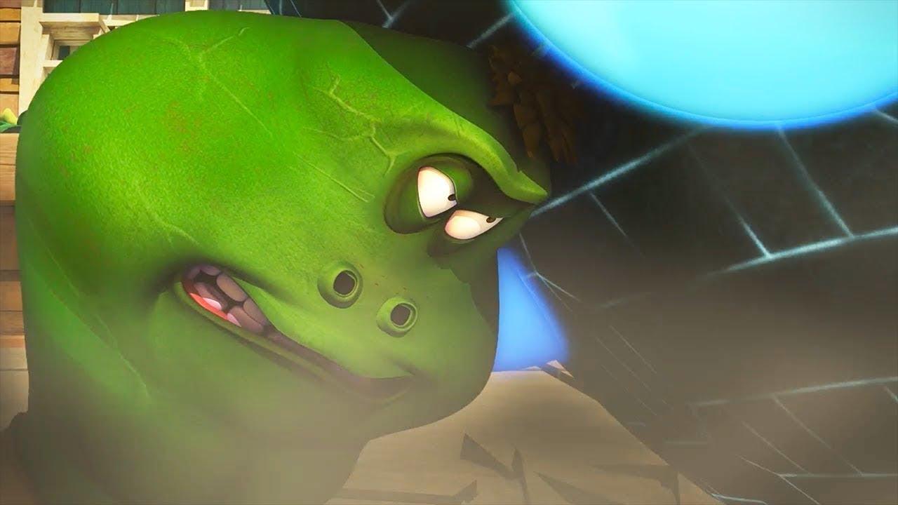 LARVA - STRONGEST LARVA | Cartoon Movie | Cartoons For Children | Larva Cartoon | LARVA Official
